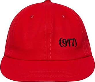 Nine One Seven Call me 917 Area code hat RED U