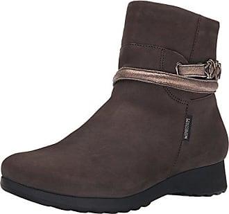 1e3c1eb4fe Mephisto Womens Azzura Boot, Grey Bucksoft/Dark Taupe Fashion, 6.5 M US
