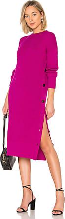 Mara Hoffman Fayre Sweater Dress in Pink