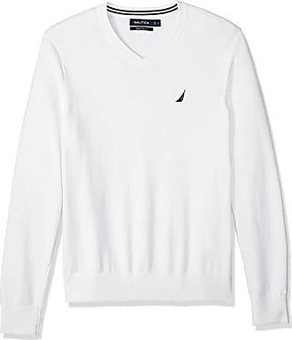 fa79449ccbd Nautica V-Neck Sweaters for Men: Browse 46+ Items | Stylight