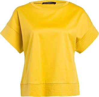 Max Mara T-Shirt MEANDRO - DUNKELGELB