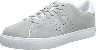 promo code e3b68 1f61c adidas Neo Herren Daily Line Sneakers Grau Clear OnixFTWR White, 44 2