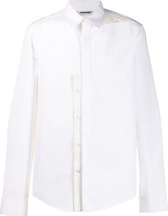 Hussein Chalayan Camicia destrutturata - Di colore bianco