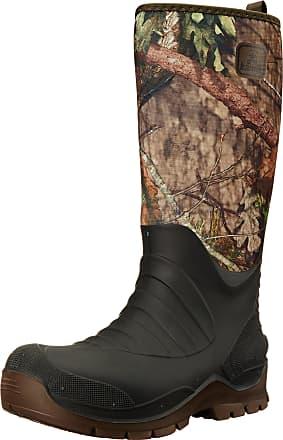 kamik Mens Bushman Wellington Boots,Multicolour (Mossy Oak Country Camo),11.5 UK (47 EU)