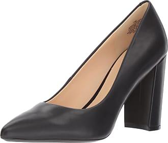 Nine West Womens Astoria Pump, Black Leather, 5.5 UK