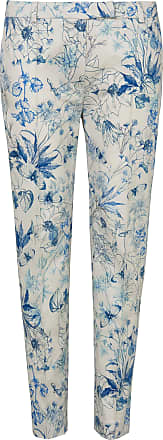 Uta Raasch Trousers floral print Uta Raasch multicoloured