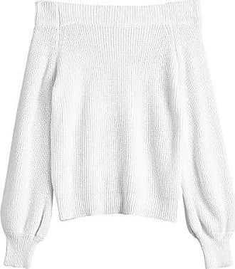Details zu Damen Plüsch Sweatshirt Pullover Stehkragen Warm Strickpullover Oberteile Sweats