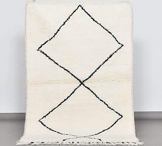 Benisouk Beni Ourain rug 3.1 x 4.8 ft