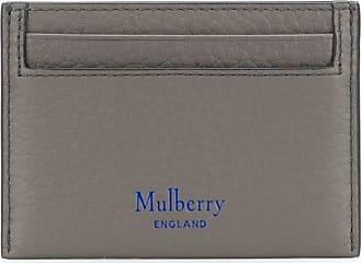 Mulberry Porta-cartões bicolor - Cinza
