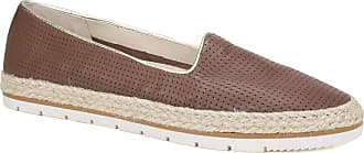 White Mountain Womens Becca Loafer Flat, Tan/Leather, 5.5 UK