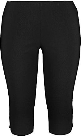 Doris Streich Leggings »slim Fit« Schwarz