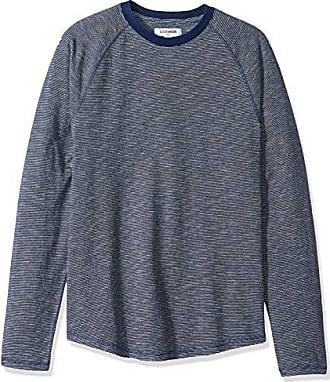 colore: indaco maglietta da uomo Marchio a maniche corte con scollo a V Goodthreads