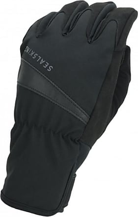 Sealskinz Waterproof All Weather Cycle Glove Guanti Unisex | giallo/nero