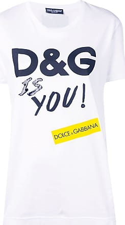 ce3ed7520680e Dolce   Gabbana T-Shirts for Women − Sale  up to −80%