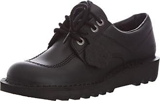 Kickers Mens Kick Lo Core Black Shoes