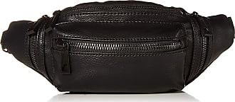 Aldo Womens Pietrasanta Waist Pack, Black, One Size