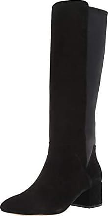 Donald J Pliner Womens Cayden-OL Knee High Boot Black 8.5 B US