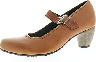 Wolky Pump Connor Cuioi Cach 3725249 Womens Shoes Brown Size: 9 UK