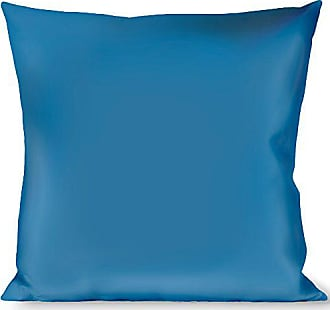 Buckle Down Pillow Decorative Throw Turquoise
