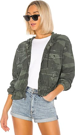 Splendid Camo Bodhi Jacket in Green