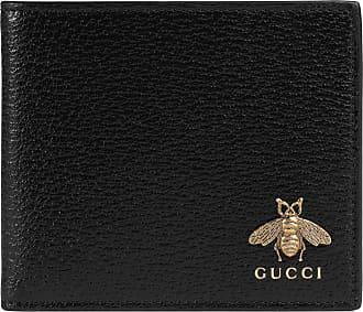 Gucci Animalier Portemonnaie aus Leder