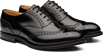 Churchs Polished Binder Oxford Brogue Man Black Size 11,5