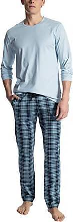 Calida Herren Glen Einteiliger Schlafanzug