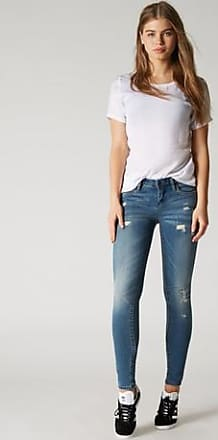 Blank NYC Light Wash Distressed Denim