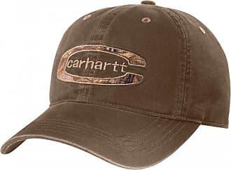 c4fcfc5c Carhartt Work in Progress Cedarville Cap - Canyon Brown Mens baseball cap  RealtreeXtra undervisor CH101470908BR-