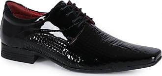 Calvest Sapato Social Masculino Calvest Textura