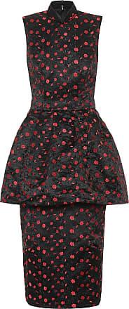Simone Rocha Jacquard midi dress