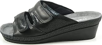 Rohde 1486 Neustadt 50 Womens Slippers, schuhgröße_1:39 EU;Farbe:noir