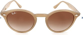 Ray-Ban Unisexs Rb 2180 Sunglasses, Brown, 49