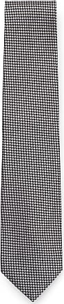 Tom Ford Seidenkrawatte grau gemustert bei BRAUN Hamburg