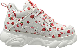 Buffalo Corin, Womens Hi-Top Trainers, Multicolour (Strawberry 000), 6.5 UK (40 EU)