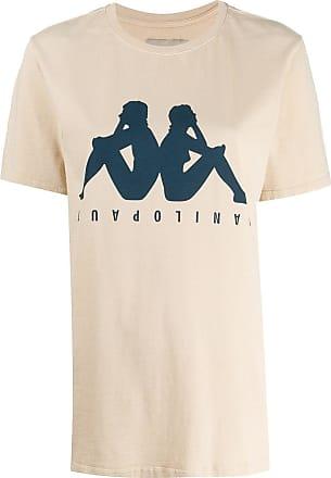 Paura Camiseta com estampa de logo - Neutro