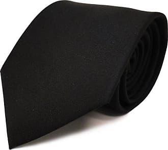 Binder TigerTie Designer Krawatte in blau gold türkis rot schwarz gestreift