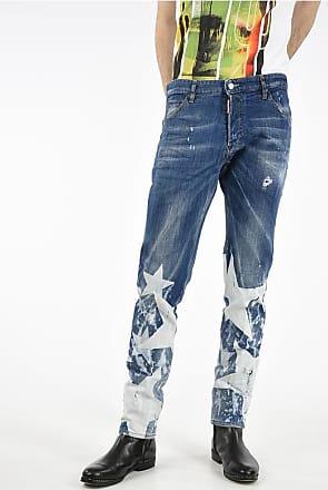 Dsquared2 17 cm Stretch Denim COOL GUY Jeans Größe 52 ec9aa36101f4