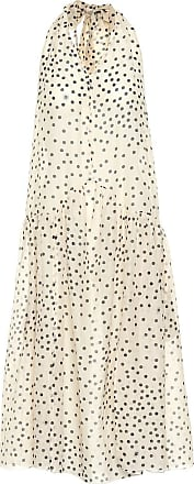 Stella McCartney Polka-dot cotton and silk dress