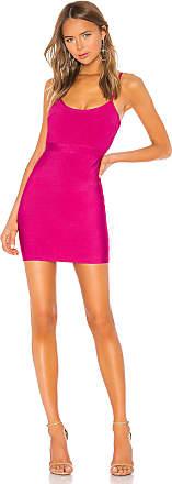 Superdown Kali Bandage Dress in Pink
