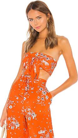 Maaji Crop Top in Orange