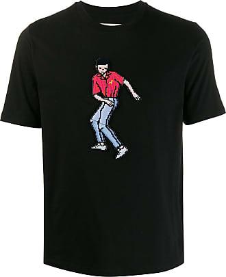 Kirin Camiseta com estampa gráfica - Preto
