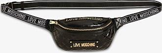Love Moschino Damen Gürteltasche schwarz