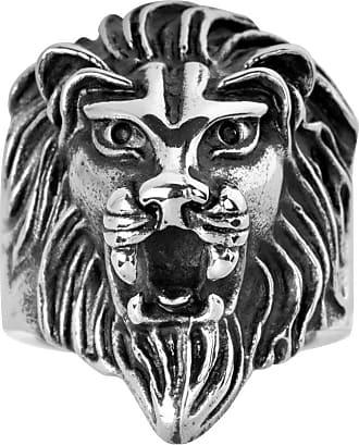 Wildcat Lion Ring