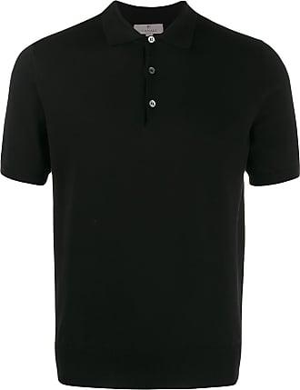 Canali classic polo shirt - Preto