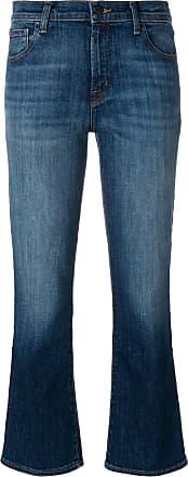 J Brand kick flare faded jeans - Blue