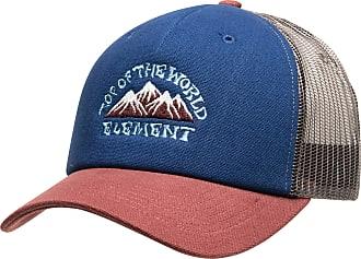 Element Men Snapback Cap Icon Mesh Cap (Blue Depths), GröÃYe:One Size