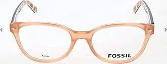 Mehrfarbig Fossil Brillengestelle FOS 6057 Rund Brillengestelle 53