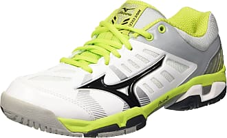 outlet store 6da65 6e92b Mizuno Mens Wave Exceed Sl Ac Tennis Shoes, (White Black Limepunch)