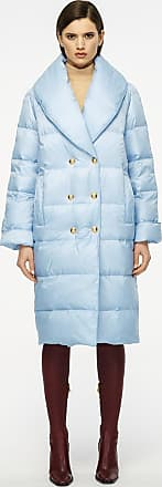Escada Quilted Down Coat